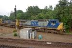 CSX 9049 leads G844