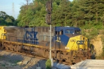 CSX 59 lead G930 southbound