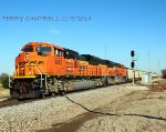 BNSF 9063