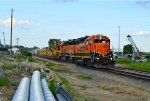 BNSF 2036 and 2681