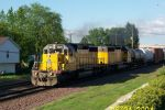 Hog head throttles'm up at Rochelle