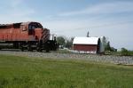 CP 6062 on the farm.