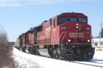 SOO/CP train from Humbolt to Superior