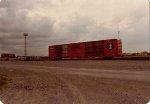 ICG 86 boxcar