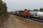 BNSF 2343 and BNSF 2278