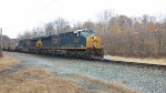 CSX 3134 with 3131