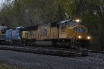 UP 5122 with CSX 7539