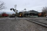 The Rochester & Genesee Valley Transportation Museum