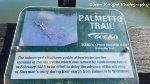 Palmetto Trail Sign