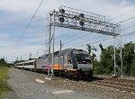 NJT train 2303