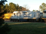 CSX Road Slug, ex GP30