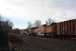 k 042 sb loaded oil train 9:15 am