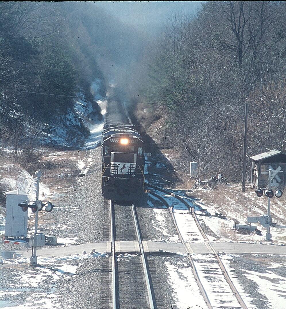east coal at swannanoa