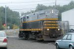 Western New York and Pennsylvannia 426 looks to run the 4% grade up to Bush Industries upper production facility