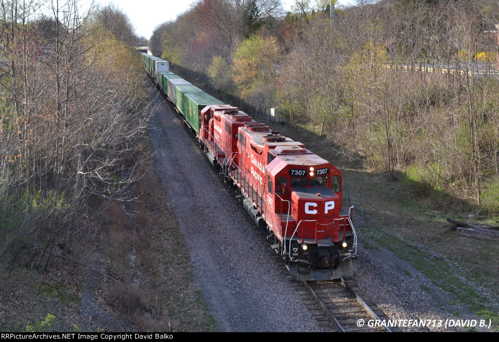 CP 7307 & 7309