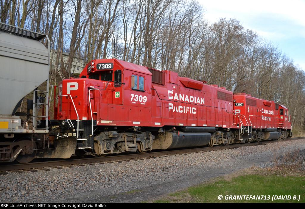CP 7309 & 7307