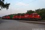 CP Power in the Taylor Yard