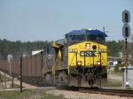 Mar 4th, 2006 - CSX 22 leads train N115