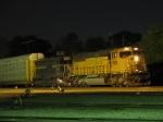 Apr 15, 2006 - BNSF 9938 leads train Q210