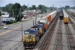 Eastbound intermodal skirts closed Frontier Yard