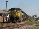 Mar 4, 2006 - CSX 380 leads on empty SCE&G train.