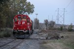 CP 4425 Sits on the stub track to Mid America Car shops in Kansas city,