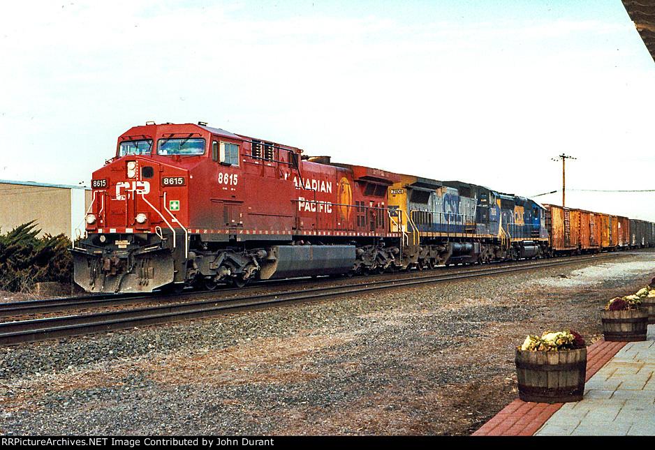 CP 8615 on Q-433