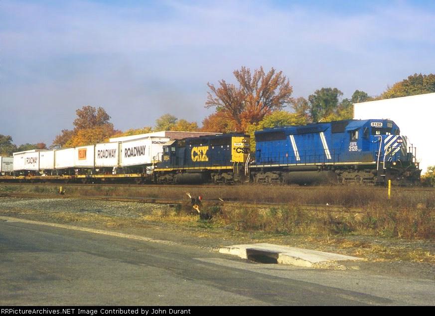 CEFX 3128 on Q-118