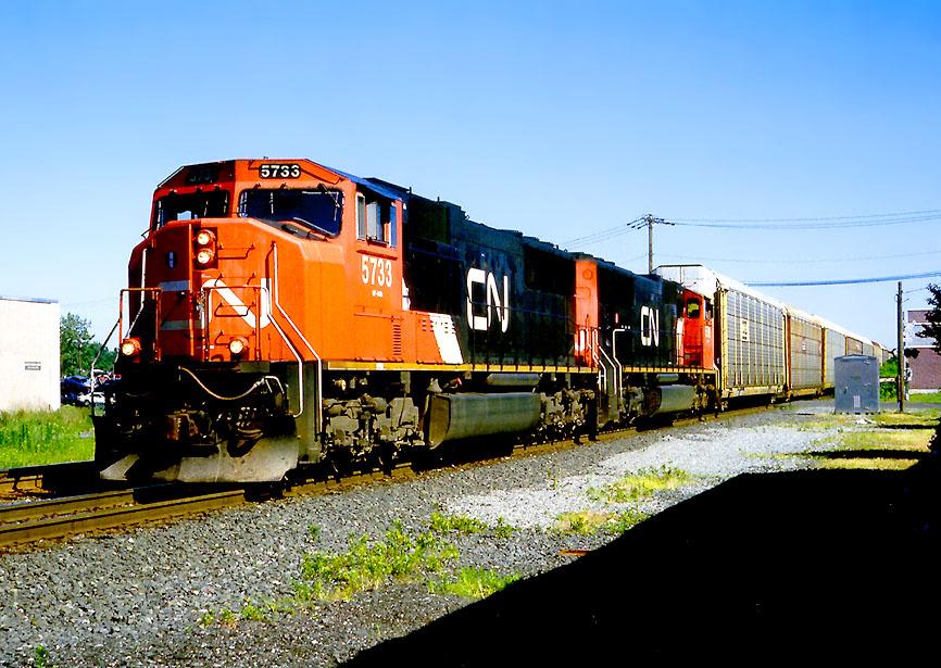 CN 5733 on Q-268