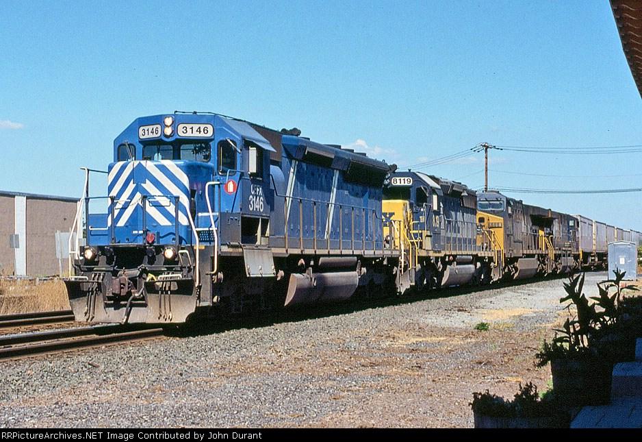 CEFX 3146 on Q-160
