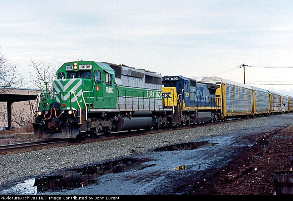FURX 3006 on Q-254