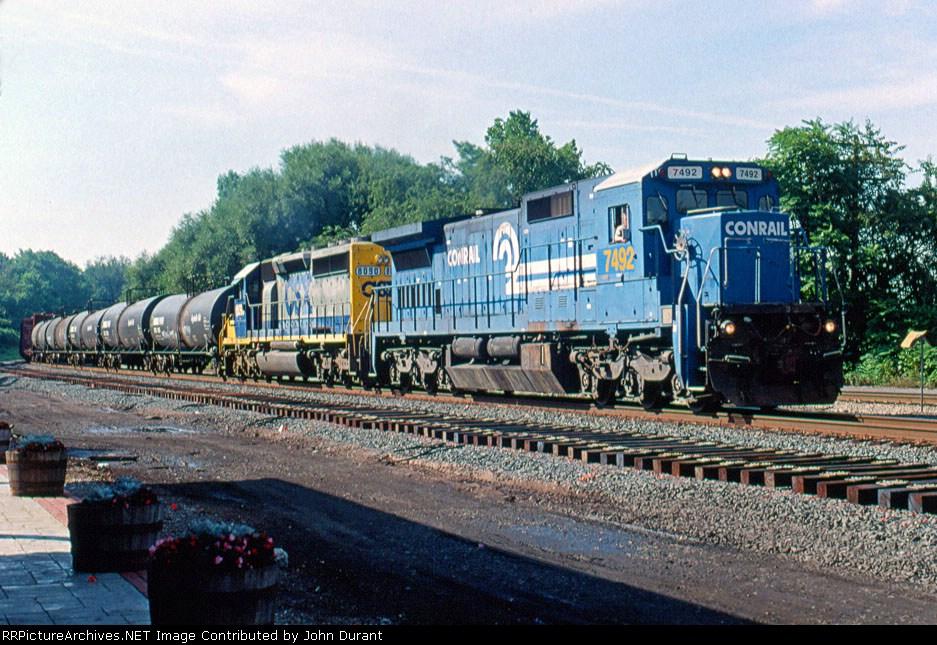 CSX 7492 on Q-404