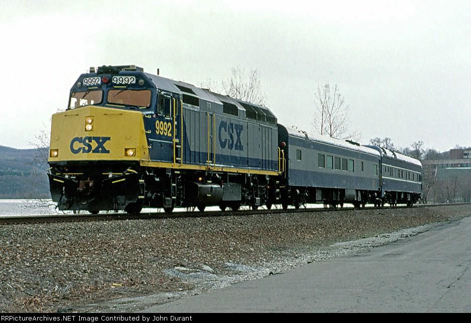 CSX 9992