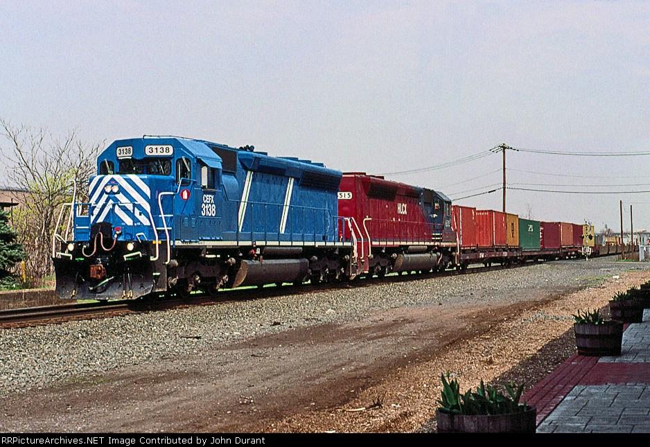 CEFX 3138 on Q-112