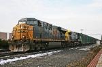CSX 5232 on Q-703