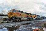 BNSF 4380 on Q-433