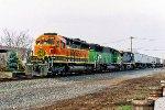 BNSF 6312 on Q-110