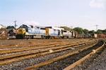 CSX 6452 on Q434