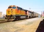 BNSF 4539 on Q-268