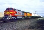 BNSF 726 on Q-108