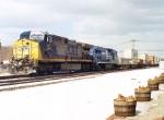 CSX 417 on Q-164