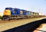 CSX 4797 on Q-108