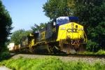 CSX 637 on Q-118
