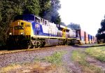 CSX 638 on MAIL-46