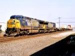 CSX 690 on Q-108