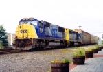 CSX 714 on Q-254