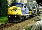 CSX 7709 on Q-254