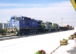 CSX 7921 on Q-433