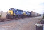 CSX 8078 on Q-268