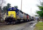 CSX 8142 on Q-433